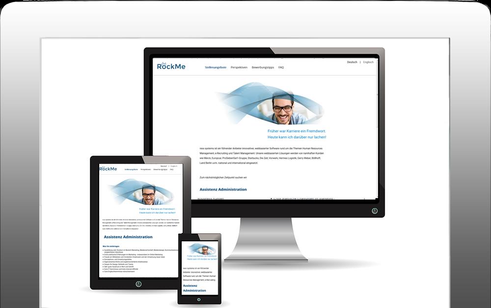 The rexx Job Fair Software   rexx systems
