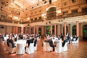 Verleihung des Deloitte Fast 50 Awards in Frankfurt