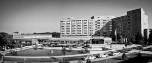 Alfried Krupp Krankenhaus Auflenaufnahme R?ttenscheid