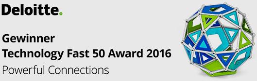 Deloitte Technology Fast 50 für rexx systems