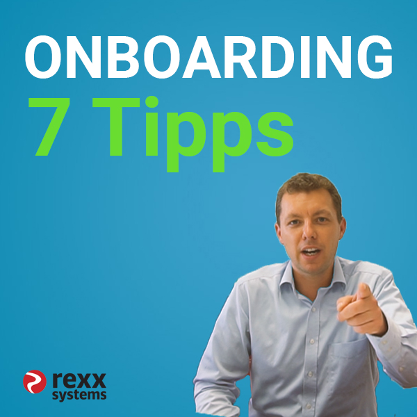 Onboarding 7 Tipps