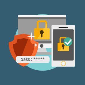Passwortschutz