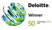 Gewinner des Deloitte Fast 50 Award 2017