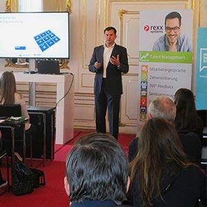 Erfolgreicher Workshop beim HR Inside Summit in Wien