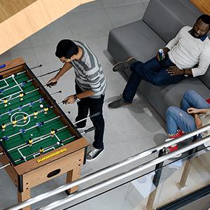 new work kicker workspace