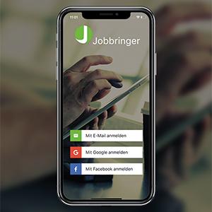 Die Jobbringer App von finest jobs liefert Ihnen weitere Talente