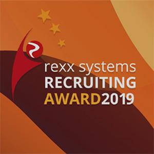 rexx Recruiting Award - Jetzt Projekt einreichen!