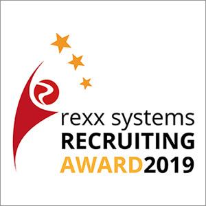 rexx Recruiting Award - Ihre letzte Chance!