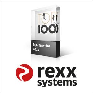 rexx systems ist auch 2019 erneut TOP 100 Innovator