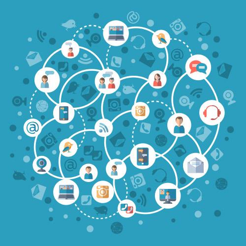 Mitarbeiterbindung mit Enterprise Social Network