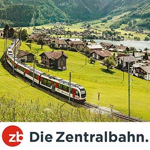 Schweizer Zentralbahn organisiert Personalverwaltung mit rexx HR