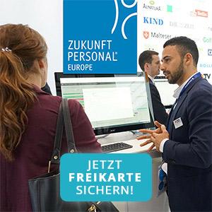 rexx systems auf der Zukunft Personal Europe 2019