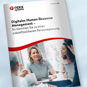 Digitale Transformation im HR - Kostenloses Whitepaper