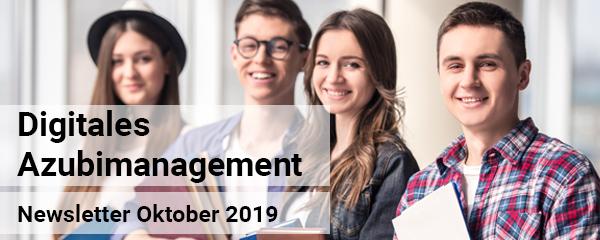 Newsletter Oktober 2019