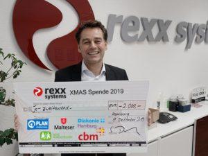 rexx Xmasspende 2019