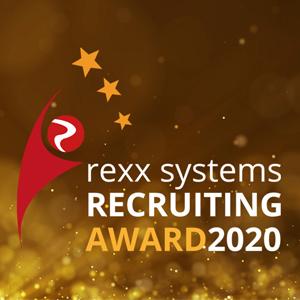 rexx Recruiting Award 2020