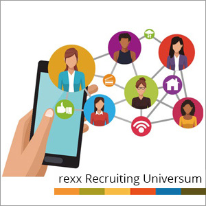 Das rexx Recruiting Universum: der Talentbringer