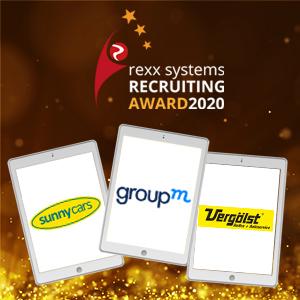 rexx Recruiting Award 2020 - Jetzt abstimmen!