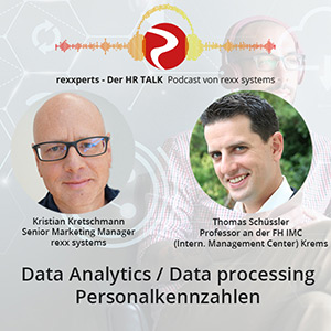 rexxperts Podcast #7: Data Analytics