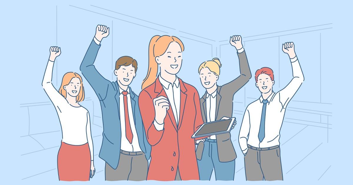 Teamwork-und-Entwicklung-pushen