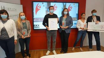 Gewinner rexx Recruiting Award 2020